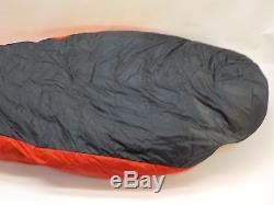 Western Mountaineering Bison GWS Sleeping Bag -40 ° Down 6ft / Left Zip