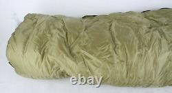 Western Mountaineering Cypress GWS Sleeping Bag -30F Down 6ft 6in /52356/