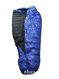 Western Mountaineering Down Sleeping Bag Ultralight Long Lightly Used