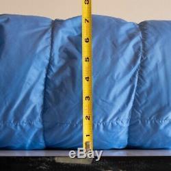 Western Mountaineering Goose Down Sleeping Bag with Microfiber Shell 3 Season