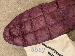 Western Mountaineering Highlite Sleeping Bag (6, Right Zip, Excellent Cond.)