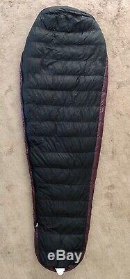Western Mountaineering MegaLite Sleeping Bag 30 Degree Down 6ft 6in Left Zip