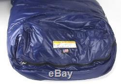 Western Mountaineering Ponderosa MF Sleeping Bag 15 Deggree Down /37763/