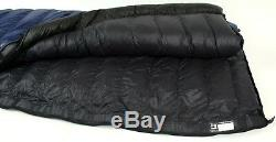 Western Mountaineering Ponderosa MF Sleeping Bag 15 Degree Down 6ft6in /41821/