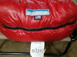 Western Mountaineering Sycamore 25 Degree Microlite XP Down Sleeping Bag Camping