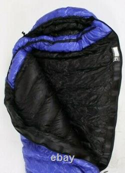 Western Mountaineering UltraLite Sleeping Bag 20F Down 6FT6IN Left Zip /54306/