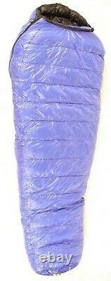 Western Mountaineering UltraLite Sleeping Bag 20F Down, 6FT Right Zip /54299/