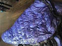 Western Mountaineering UltraLite Sleeping Bag 20 Degree Down Made in USA