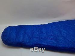 Western Mountaineering UltraLite Sleeping Bag 20 ° Down 5ft 6in. Left Zip