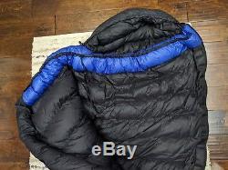 Western Mountaineering, Ultralite 6'6 Long 850 Down Sleeping Bag Left Zipper