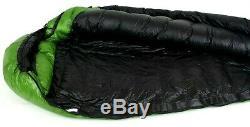 Western Mountaineering Versalite Sleeping Bag 10F Down 6ft/Right Zip /51044/