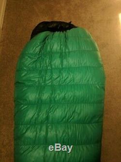 Western Mountaineering Versalite Sleeping Bag 10 Degree 6' Long