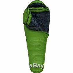 Western Mountaineering Versalite Sleeping Bag 10 Degree. Long 6ft, 6 in