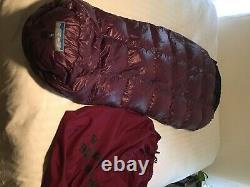 Western mountaineering highlite sleeping bag 6