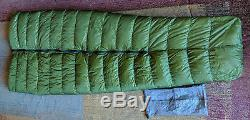 ZPacks 40 degree sleeping bag zippable ultralight down quilt EXCELLENT Condition