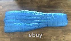 Z Packs Sleeping Bag 10 Degree Pristine Long/Wide