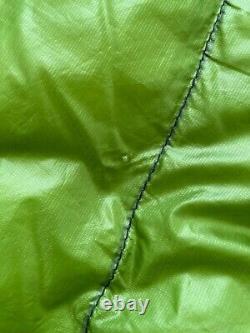 Zpacks 30 Degree Mummy 3/4 Zip Sleeping Bag Medium Green