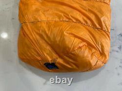 Zpacks Classic Down Sleeping Bag 30F Medium/Slim Orange