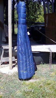 Zpacks Down SLEEPING BAG 20F degree Standard Width Long Blue